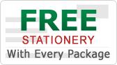 Free Stationery