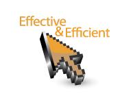 Effective & Efficient