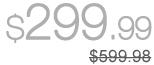 $299.99