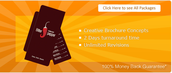 Get an Amazing Brochure Design