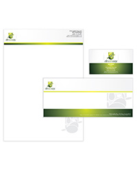 Stationery Sample 1