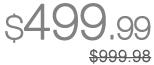 $499.99