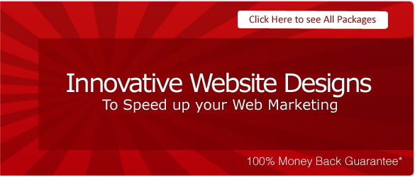 Your terrific corporate website